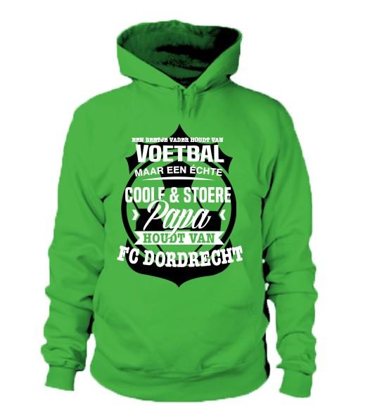 FC Dordrecht - Coole Papa