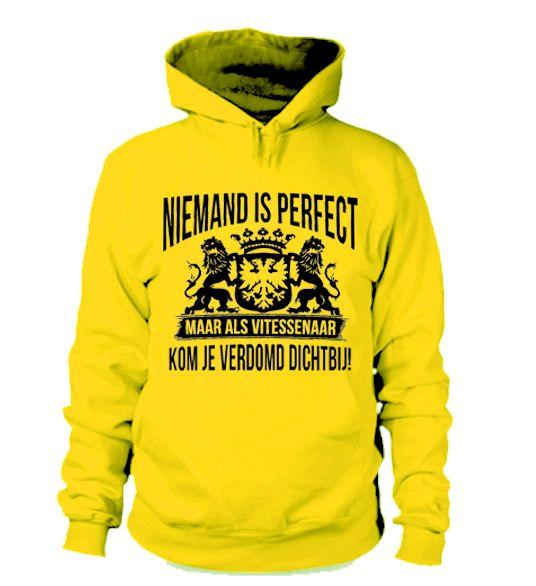 Niemand is Perfect, maar als Ajacied