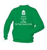 Keep calm and come to the dark side
