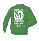 Cycling dad
