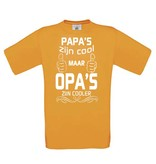 Papa's cool, opa's cooler