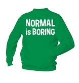 Normal is Boring