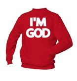 I'm GOD