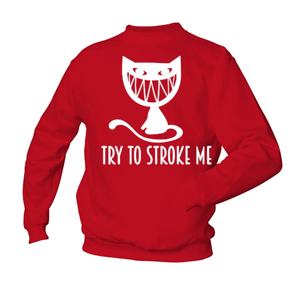 Try to Stroke me
