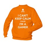 I can't keep calm cause I'm a gamer