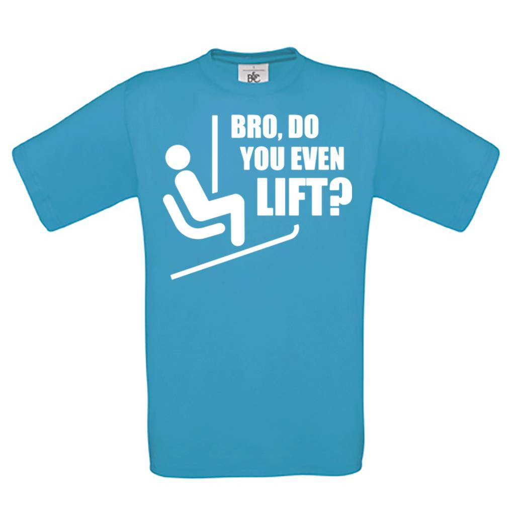 Bro do you even lift?