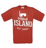 Tropical Island best summer