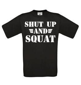Shut up and squad