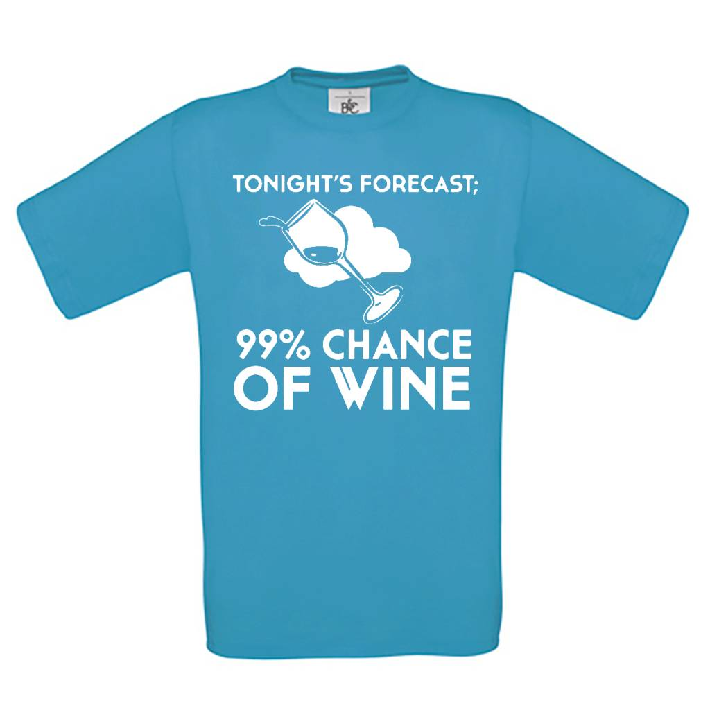 Tonights forecast - wine 2
