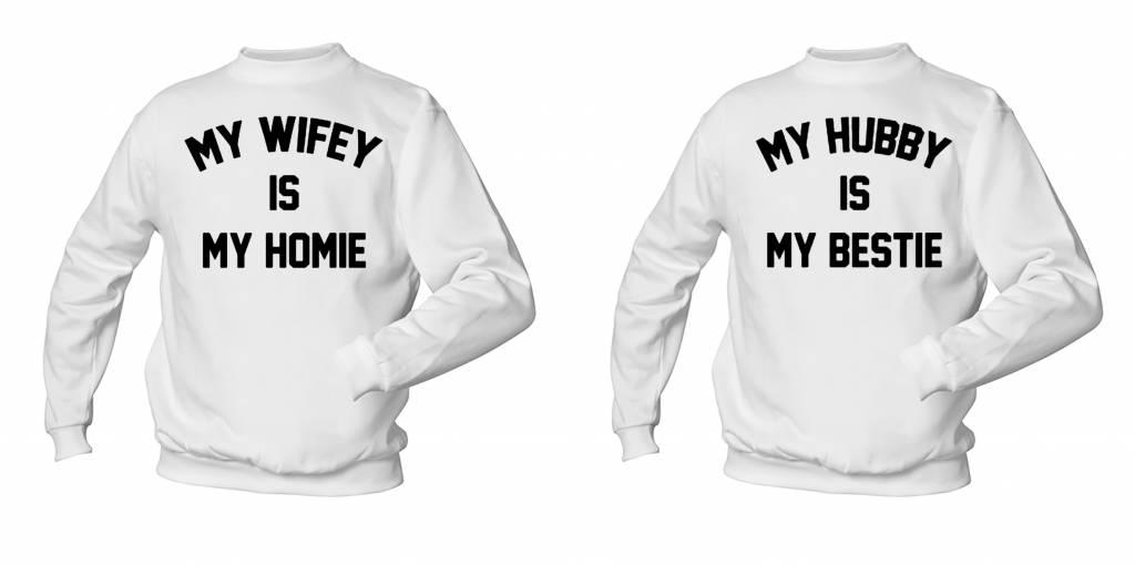 My Wyfey - My Hubbie