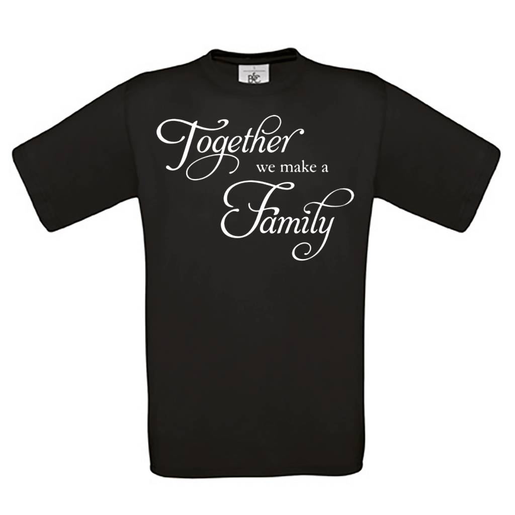 Together we make a Family
