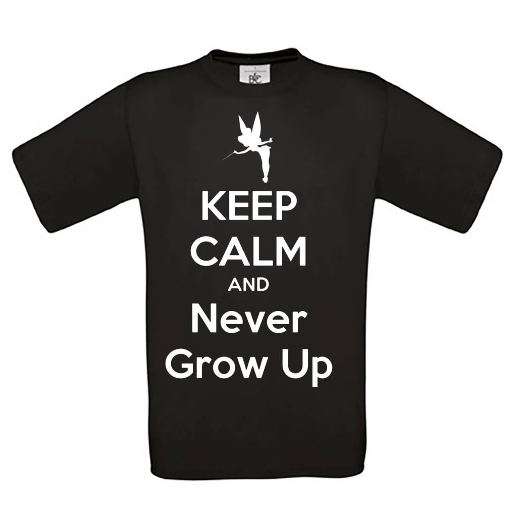 Keep calm and never grow up