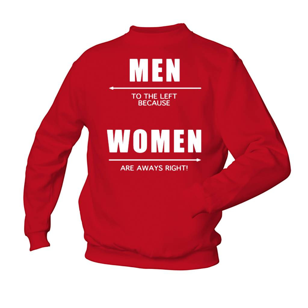 Men - women