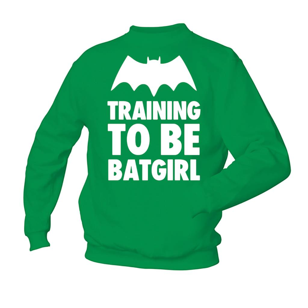 Training to be BATGRIL