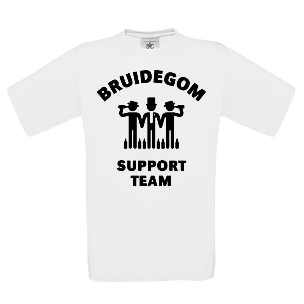Bruidegom support team