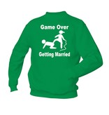 Game Over Getting Married