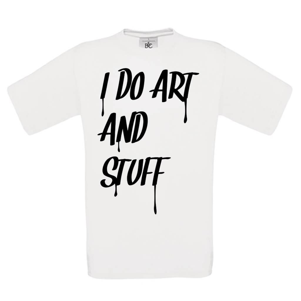 I do art and stuff