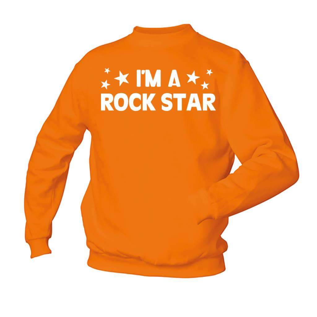 I'm a rock star