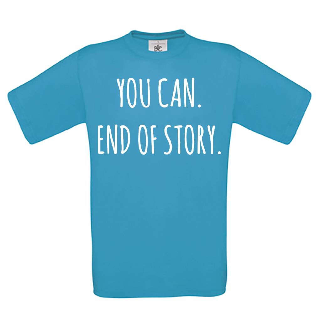 You can. End of story.