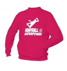 Handball is my superpower