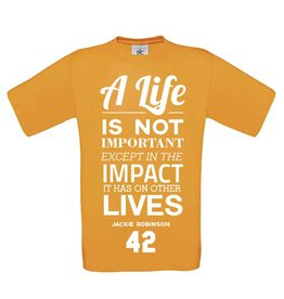 A life - impact on other lives