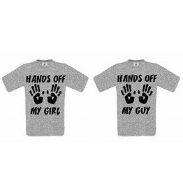 Hands off my guy Set