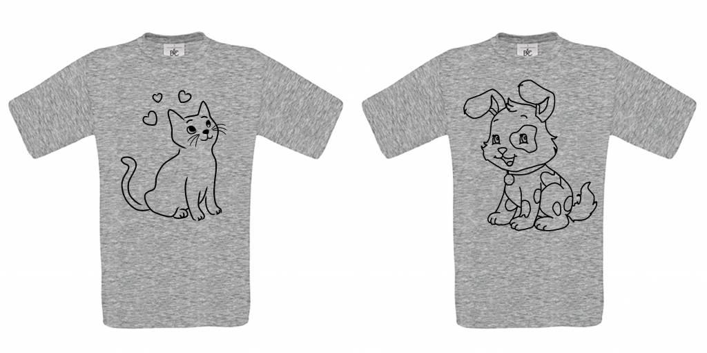 Cat - dog Set