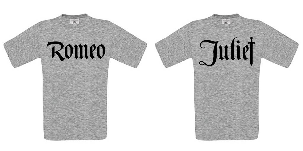 Romeo - Juliet Set
