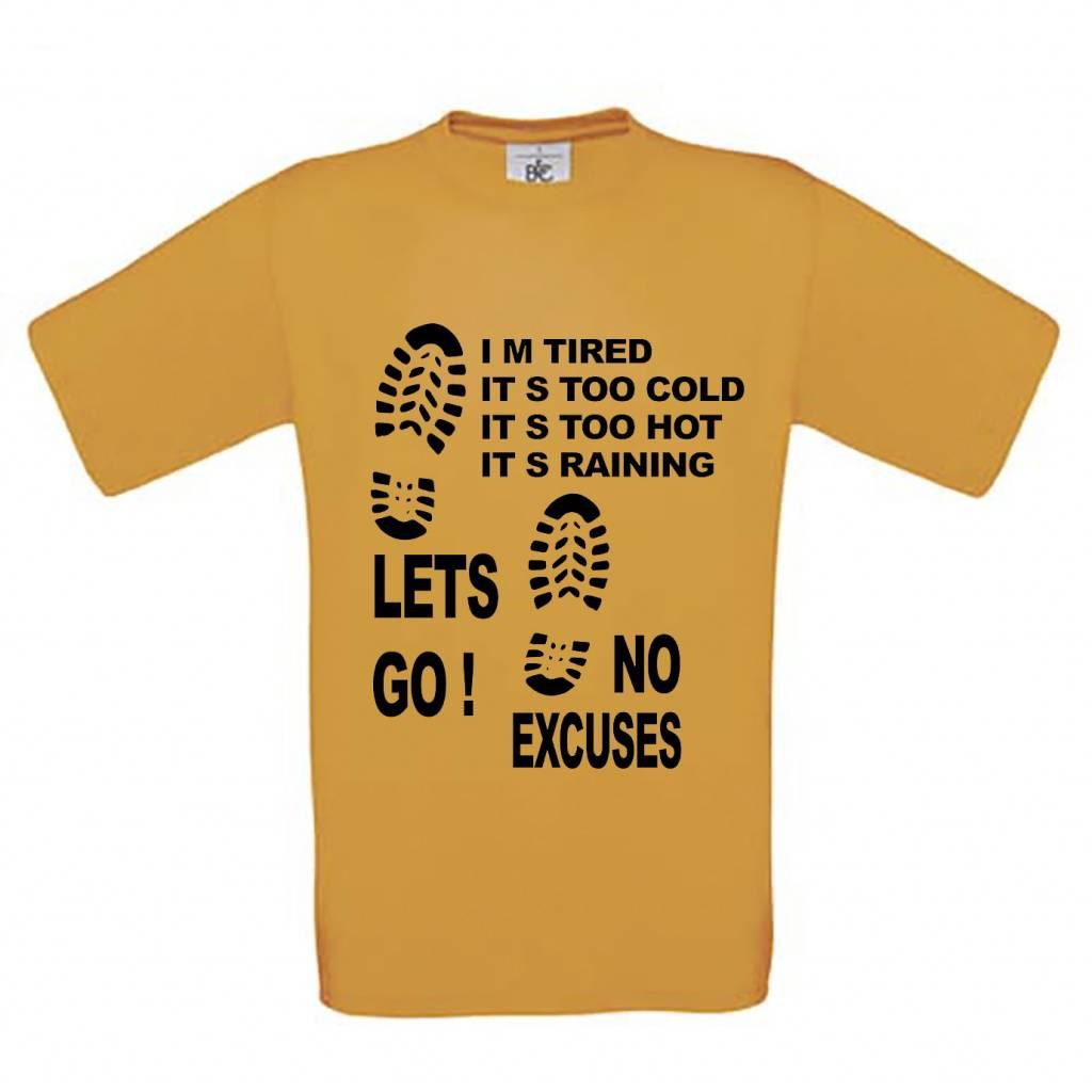 Let's Go - No Excusses