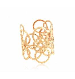 GAS Bijoux Bracelet Olympie Gold