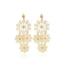 GAS Bijoux Earrings Flocon Multi