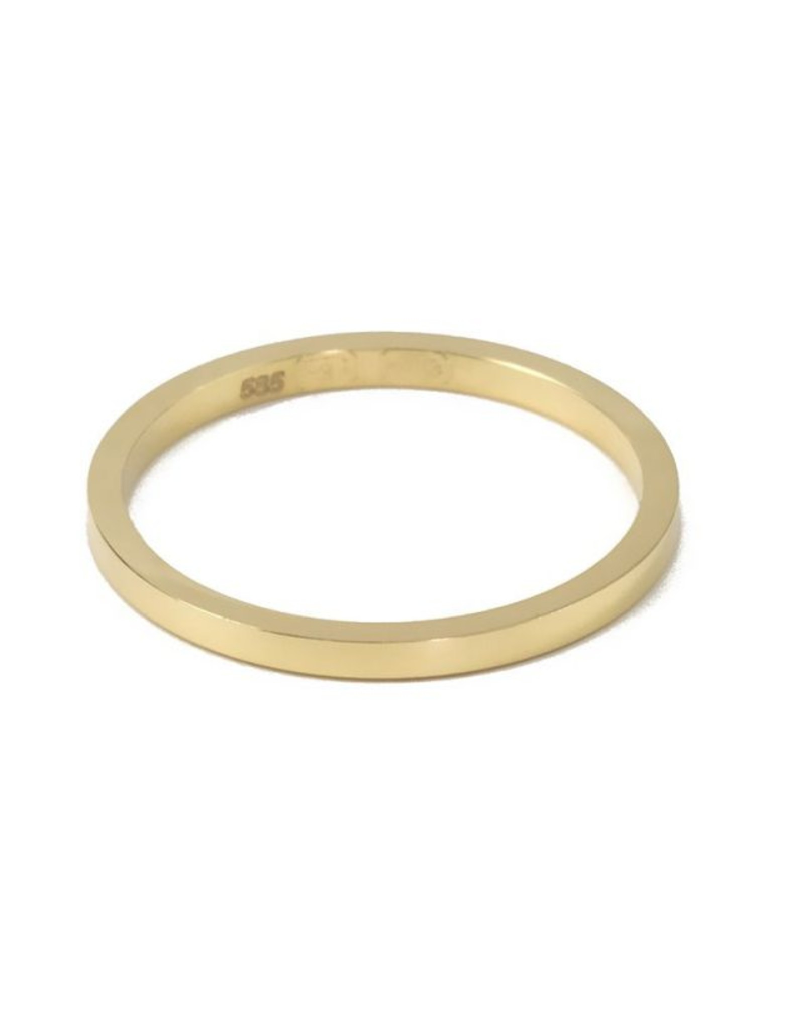 Bo Gold Ring - Gold