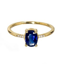 Bo Gold Ring - gold - Ioliet