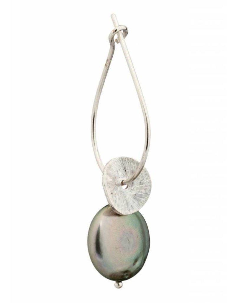Bo Jewels Earrings - Sweetwater pearl