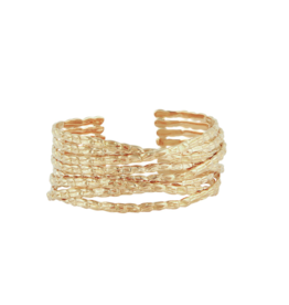GAS Bijoux Bracelet Liane Gold