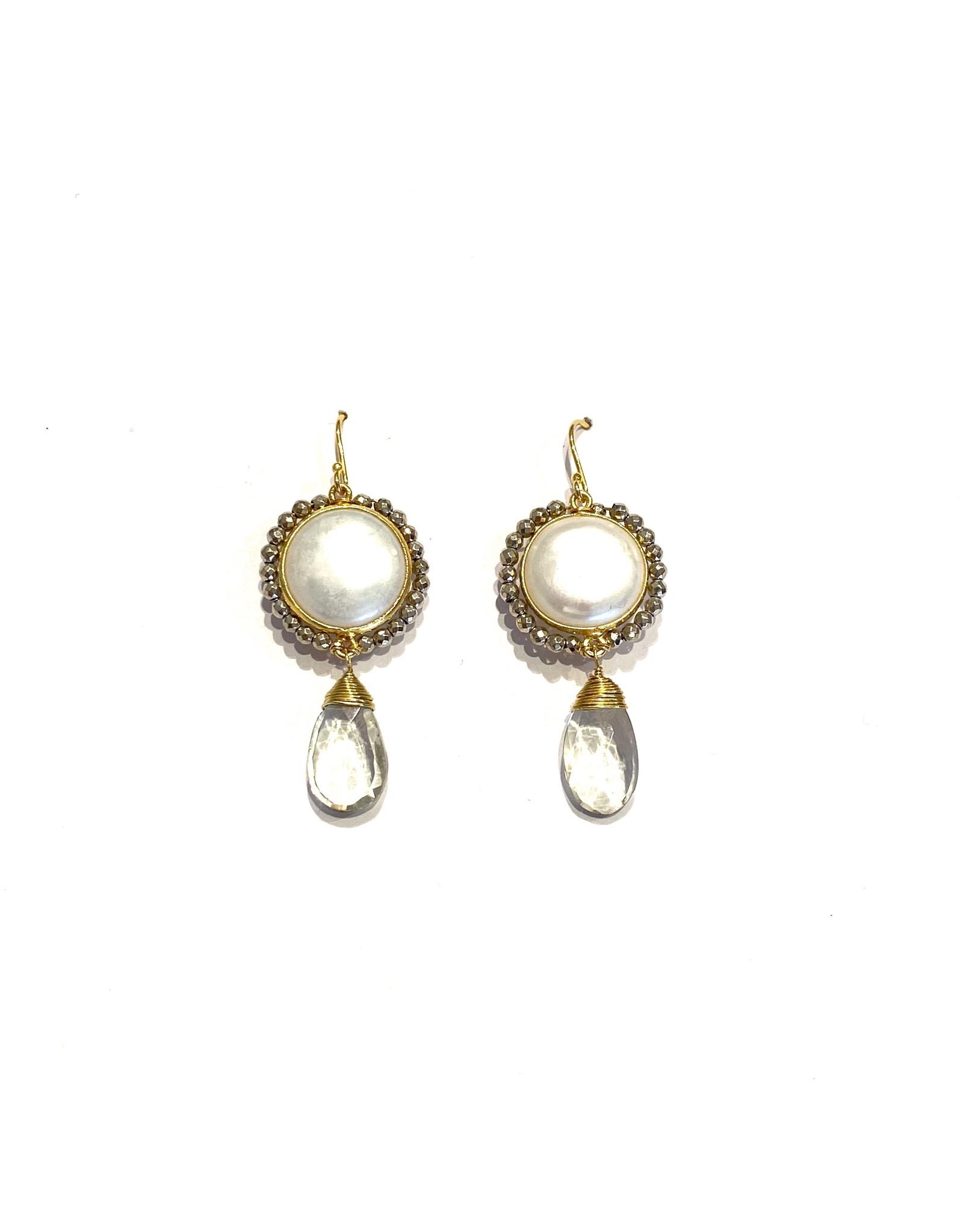 Bo Jewels White Colours