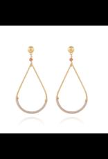 GAS Bijoux Earrings - Zanzibar PM