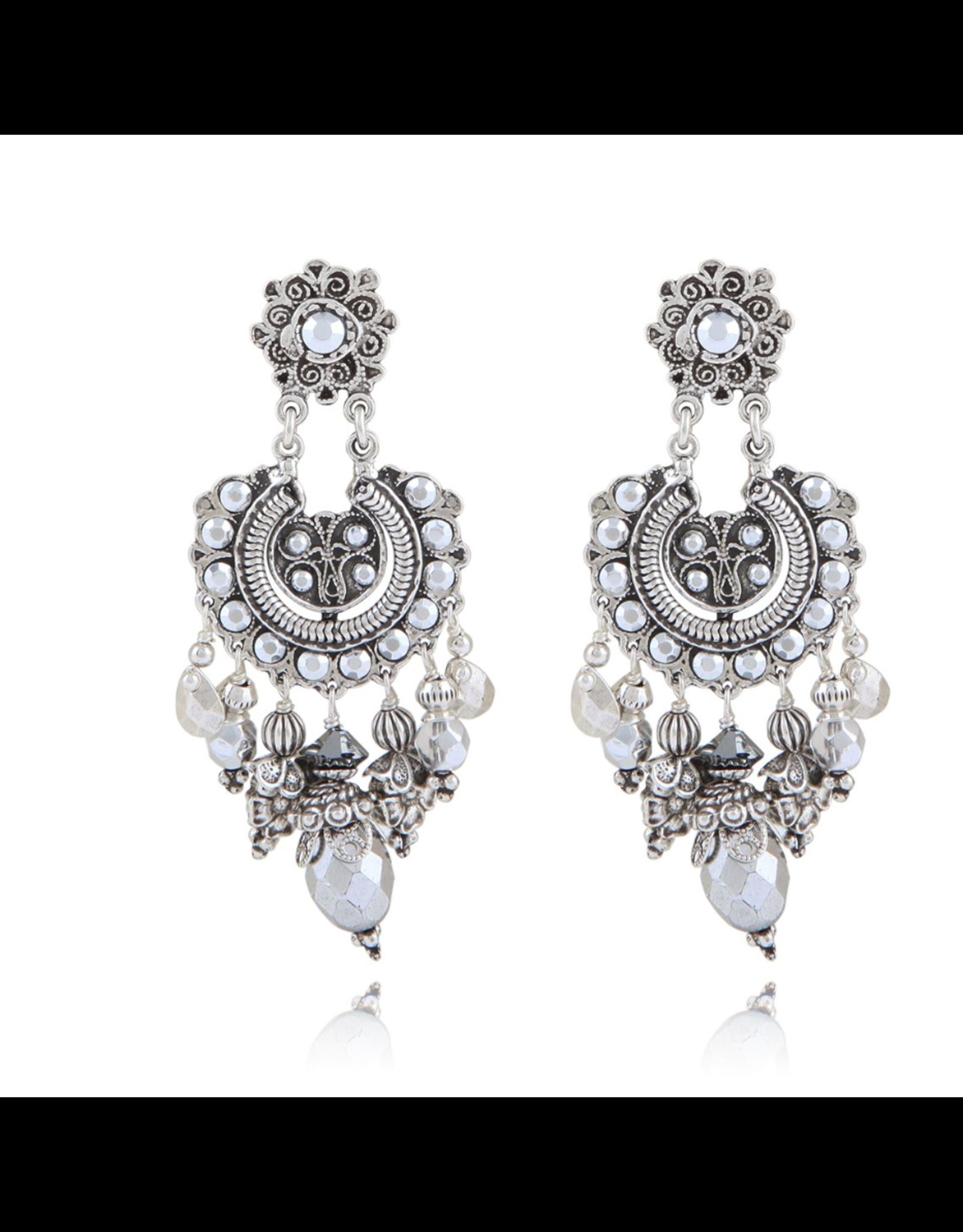 GAS Bijoux Earrings - Aicha