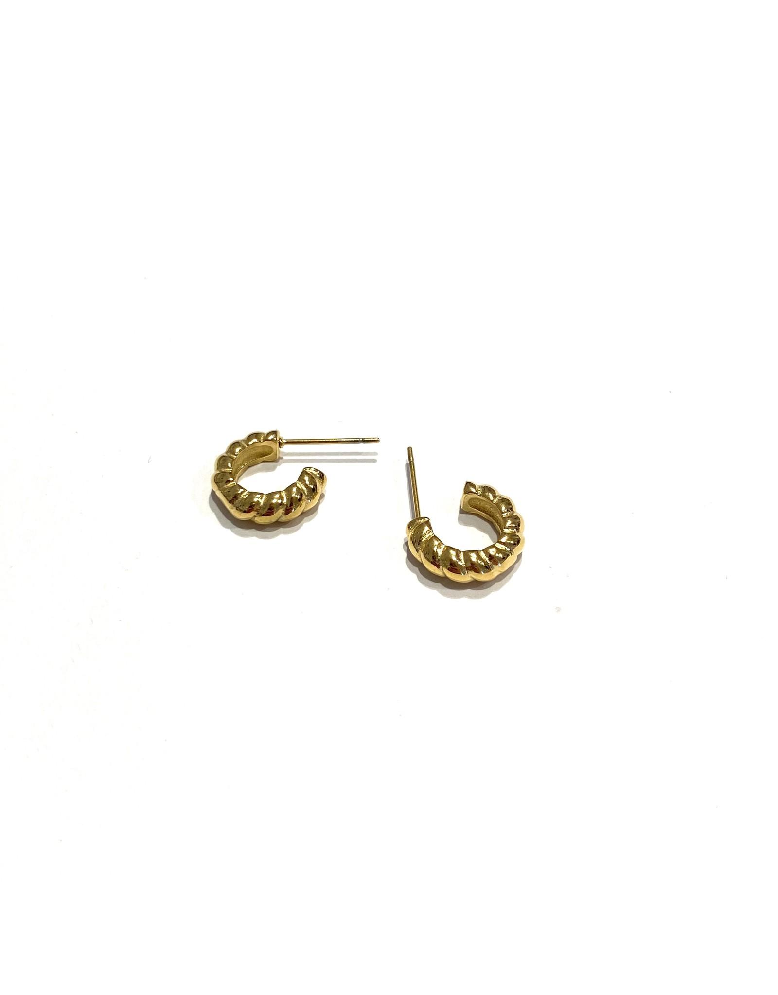 Zag Bijoux Paris Earrings