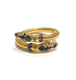 GAS Bijoux Bracelet Gold Plated