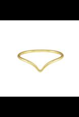 Bo Gold Ring - Gold