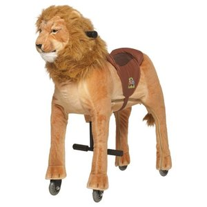 Animal Riding Leeuw Shimba medium