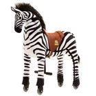 Animal Riding Zebra Marthi Large