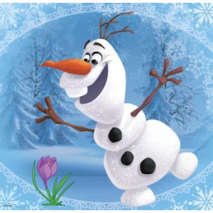 Legler Frozen puzzel 3 in 1