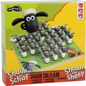 Small Foot Shaun het schaap Solitaire-spel