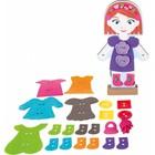 Small Foot Houten kleedpop meisje
