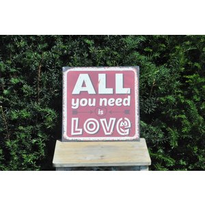 Clayre & Eef All you need is Love