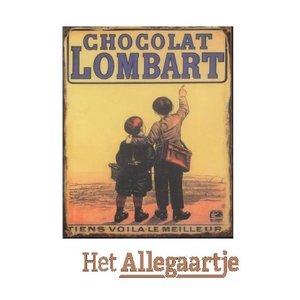 Clayre & Eef Chocolat Lombart
