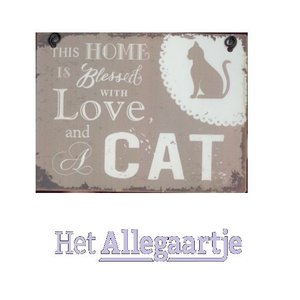 Clayre & Eef With love, and a cat!