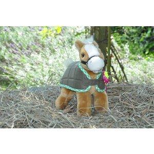 Living Nature Paard met deken